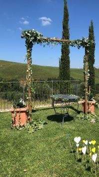 Arco cerimonia